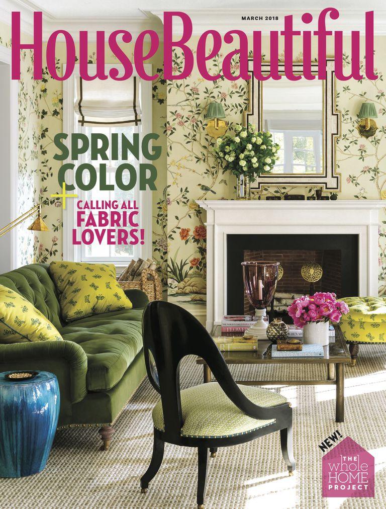 House Beautiful März 2018