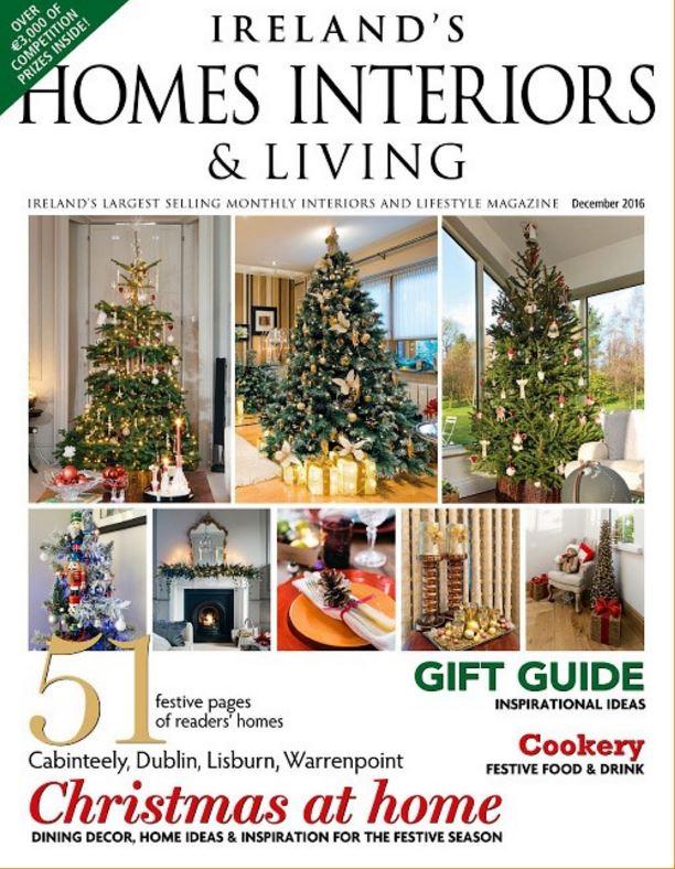 Ireland Homes Interiors and Living December 2016
