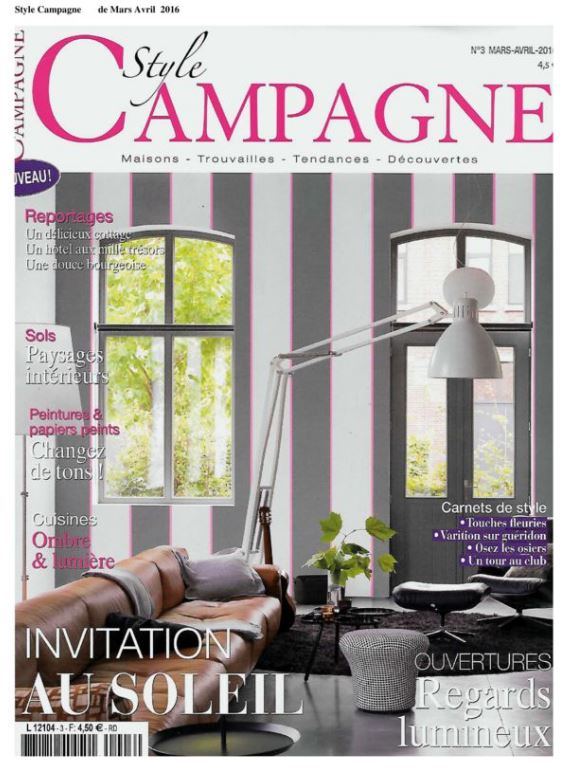 Style Campagne April 2016