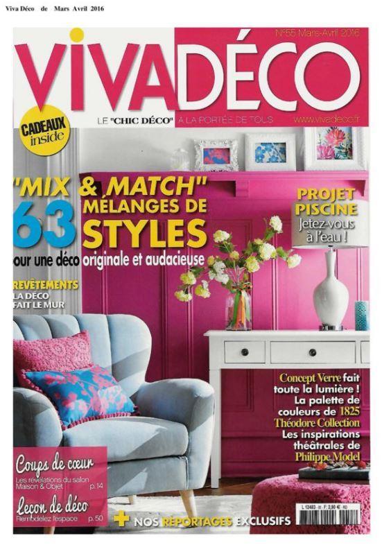 Viva Déco März April 2016