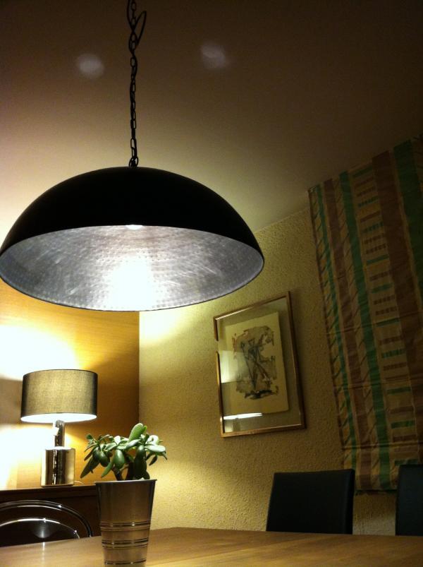 Wundersch�ne Lampe. Ich bedaure meinen Kauf keineswegs!