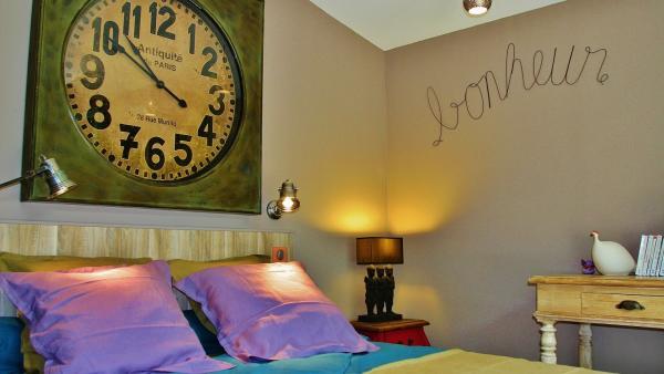 Wir sind sehr zufrieden mit unserer Wandleuchte Mons, die einen Vintage-Look in unseren Raum bringt!
