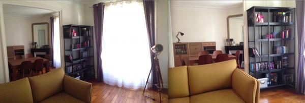 Wir sind mit unserm Regal mit Briefsortierfächern sehr begeistert. Es passt genau zu dem Design von unserer Vintage-Wohnung...