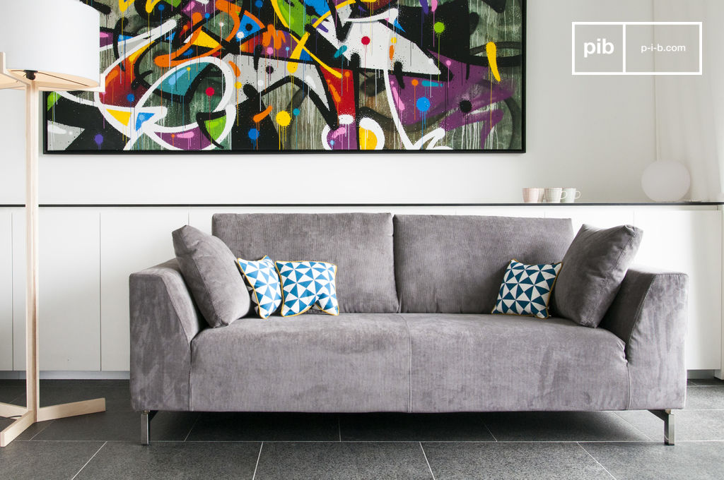 abziehbares sofa dakota sehr komfortabel 3 pl tze pib. Black Bedroom Furniture Sets. Home Design Ideas