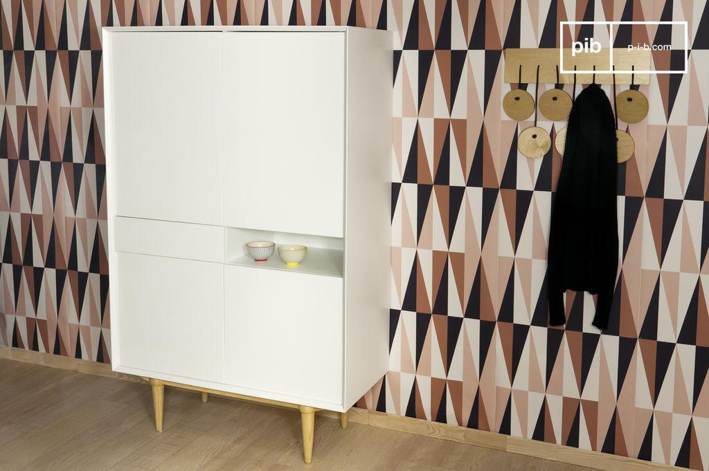 holzschrank fjord helles aufbewahrungsm bel im h bschen. Black Bedroom Furniture Sets. Home Design Ideas