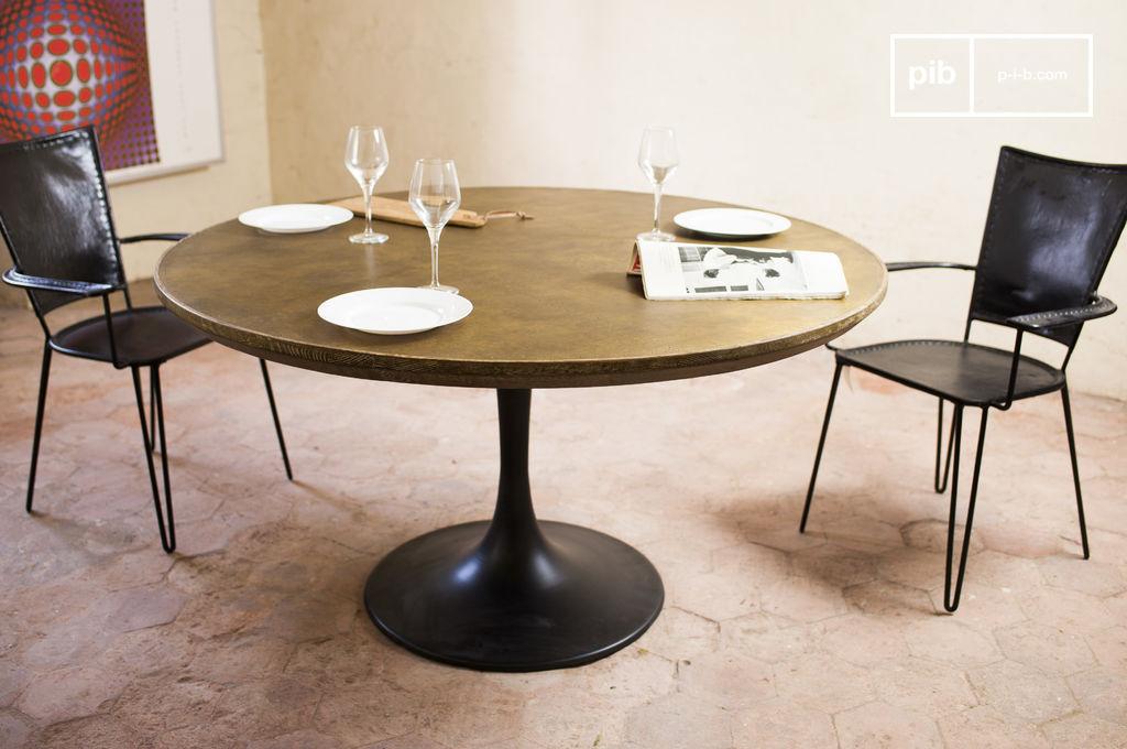 runder tisch liverpool gerade linien pib. Black Bedroom Furniture Sets. Home Design Ideas