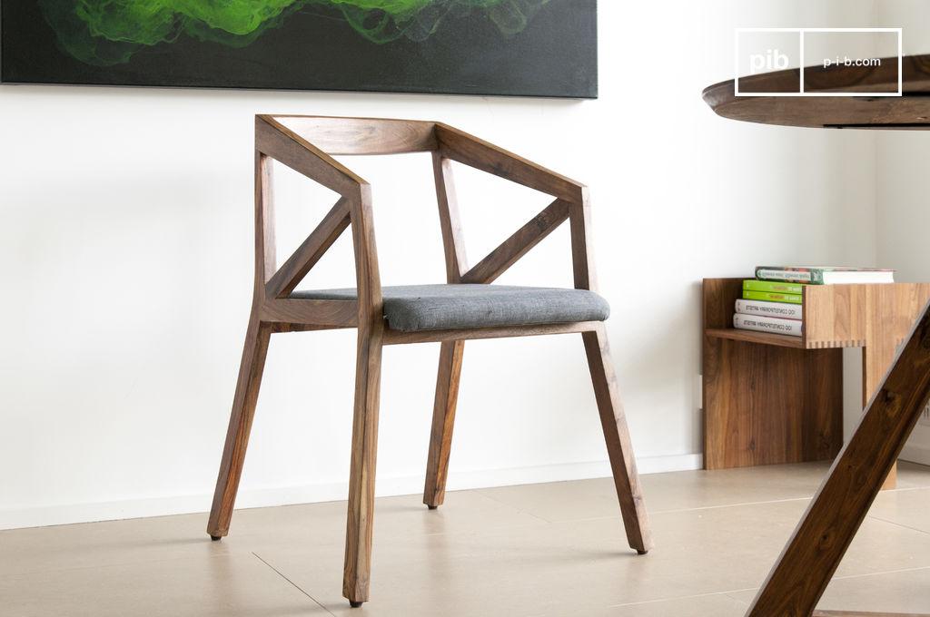 sessel danish 54 lackierte rosenholz gold retro solid pib. Black Bedroom Furniture Sets. Home Design Ideas