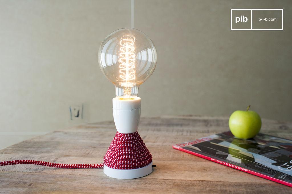 tischlampe nud skandinavisches design zum hinstellen oder pib. Black Bedroom Furniture Sets. Home Design Ideas