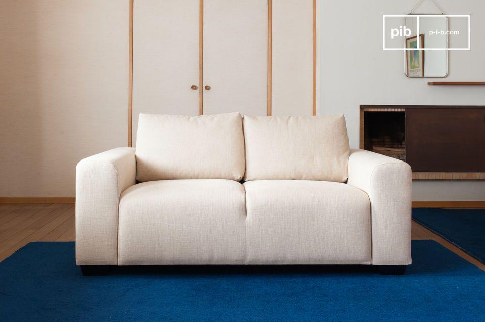 Das 2-Sitzer Sofa Kamelly