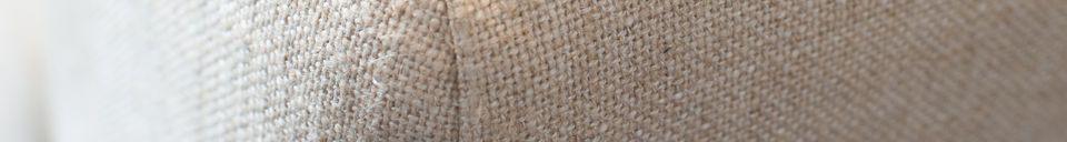 Materialbeschreibung 2-Sitzer Sofa Kamelly