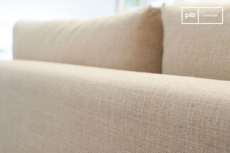 2-Sitzer Sofa Kamelly - 5