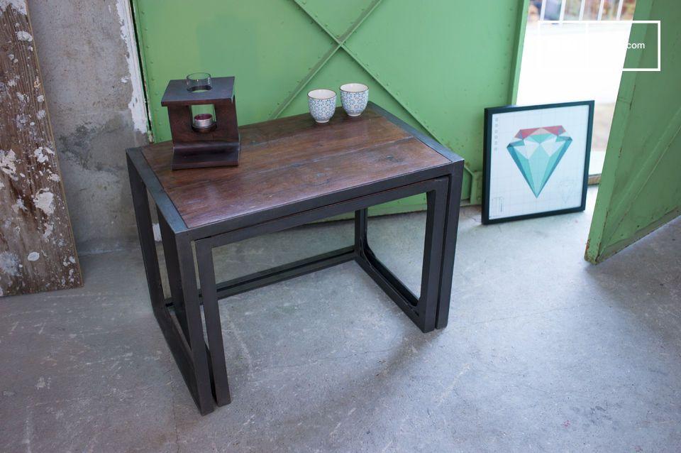 Verstellbare Tische für 100% Industriedesign