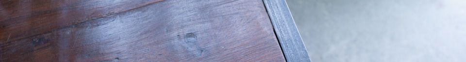 Materialbeschreibung 2-tlg Tisch Bold