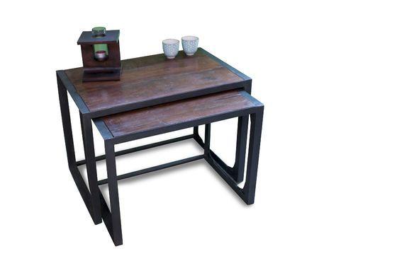 2-tlg Tisch Bold ohne jede Grenze
