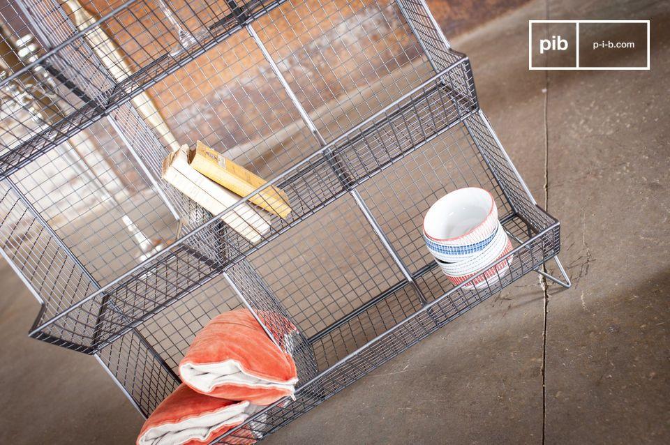 Mit seinen 9 Staufächern im Spender-Stil wird der Storage Ontario zu Ihrem neuen