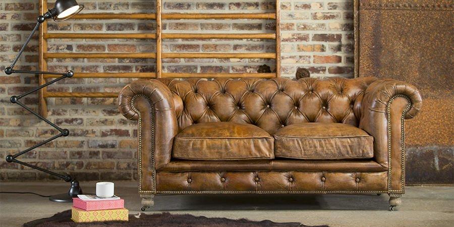 industielle vintage Möbel