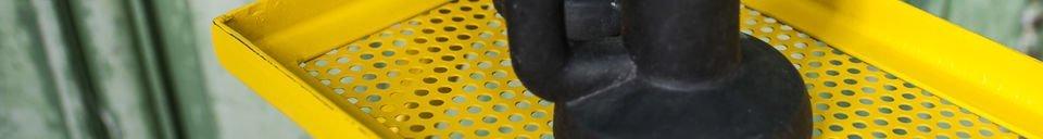 Materialbeschreibung Abstellleiter Leffie