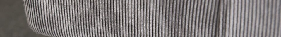 Materialbeschreibung Abziehbares Sofa Dakota
