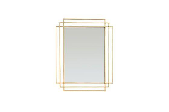 Alma goldener Spiegel ohne jede Grenze