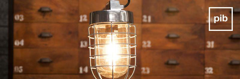 Alte Sammlung von leuchten