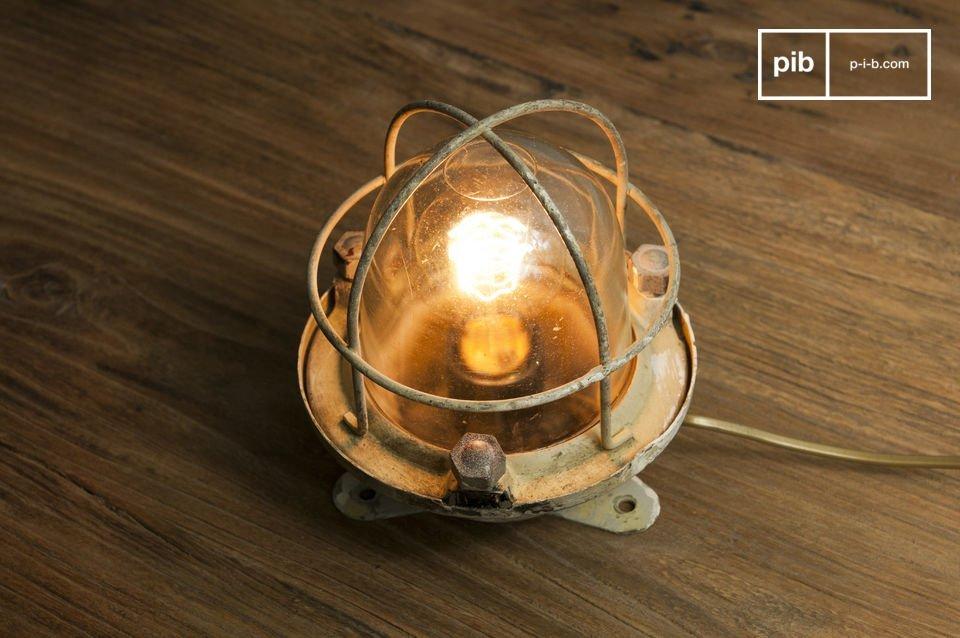 Charaktervolle Beleuchtung, zum Hinstellen oder Besfestigen