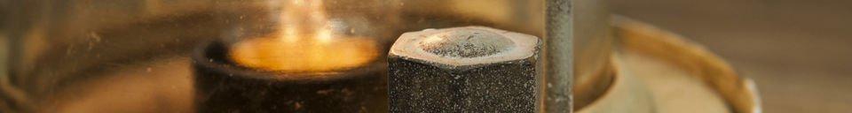 Materialbeschreibung Antike Ozeandampfer-Leuchte