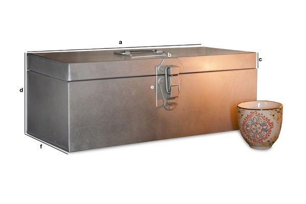 Produktdimensionen Aufbewahrungsbox O'Toole