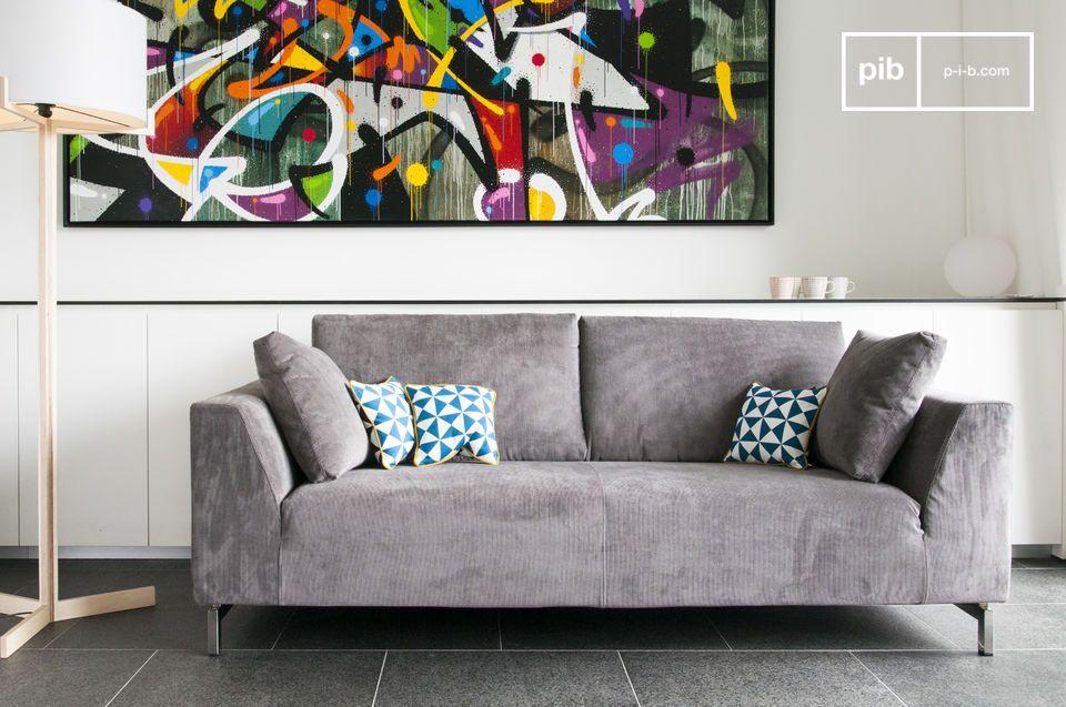 Ausziehbares Sofa Dakota