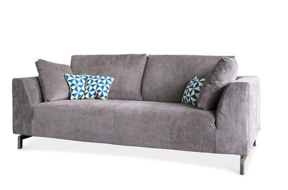 Ausziehbares Sofa Dakota ohne jede Grenze