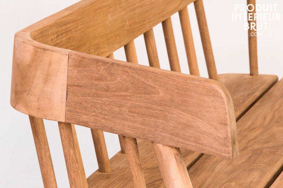 Dieser äußerst praktische und robuste Doppelsitz legt den Akkzent auf seine fast perfekte
