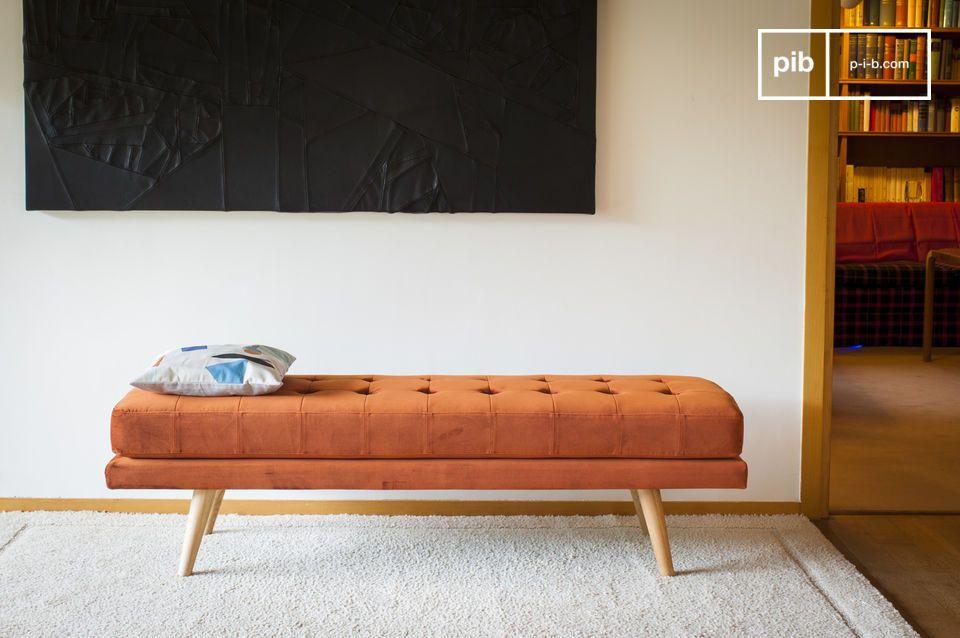 Die besondere Schattierung verleiht Ihrem Zimmer Leben