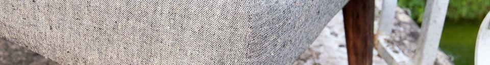 Materialbeschreibung Bank Sweet Grey