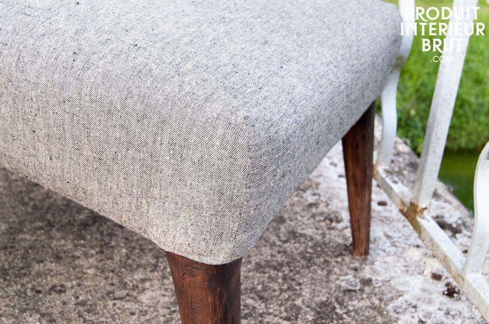 Ein praktischer und bequemer Sitz