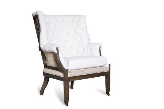 Barocker Sessel Cambridge ohne jede Grenze