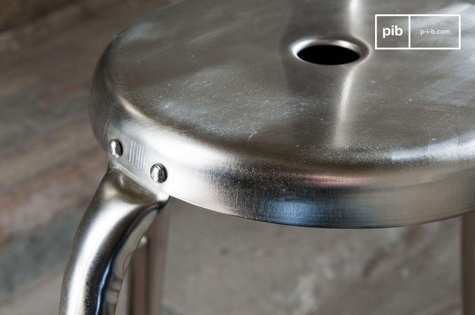 Suchen Sie nach einem Barstuhl mit 100% Industriedesign