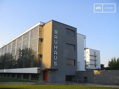 Bauhaus-Hauptgebäude