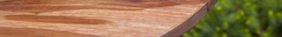 Materialbeschreibung Beistelltisch Ascënt