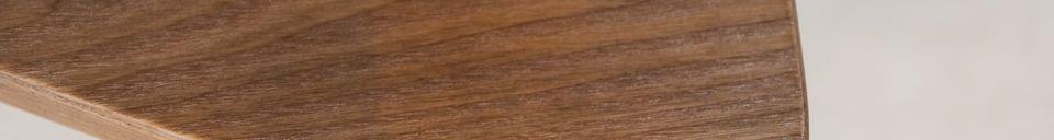 Materialbeschreibung Beistelltisch aus Holz Fleetwood
