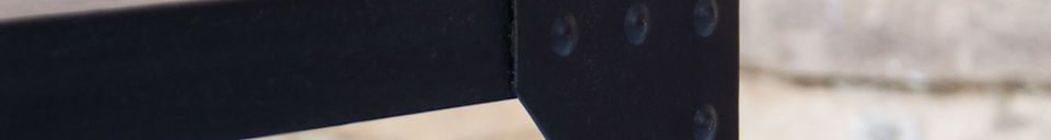 Materialbeschreibung Beistelltisch Coupe Davis