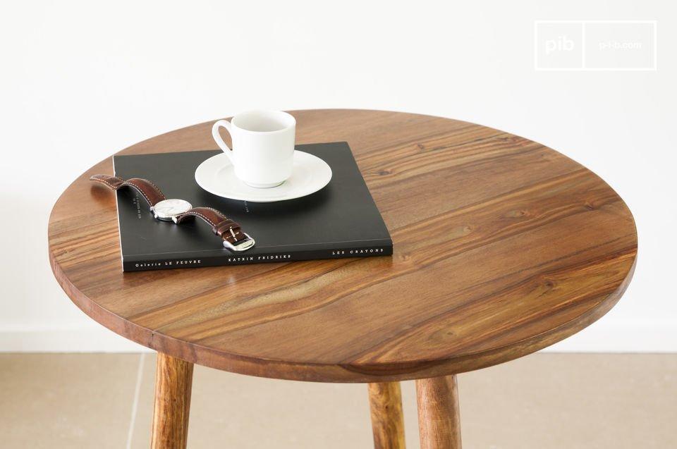 Die Eleganz der skandinavischen Möbel mit einem Hauch Farbe