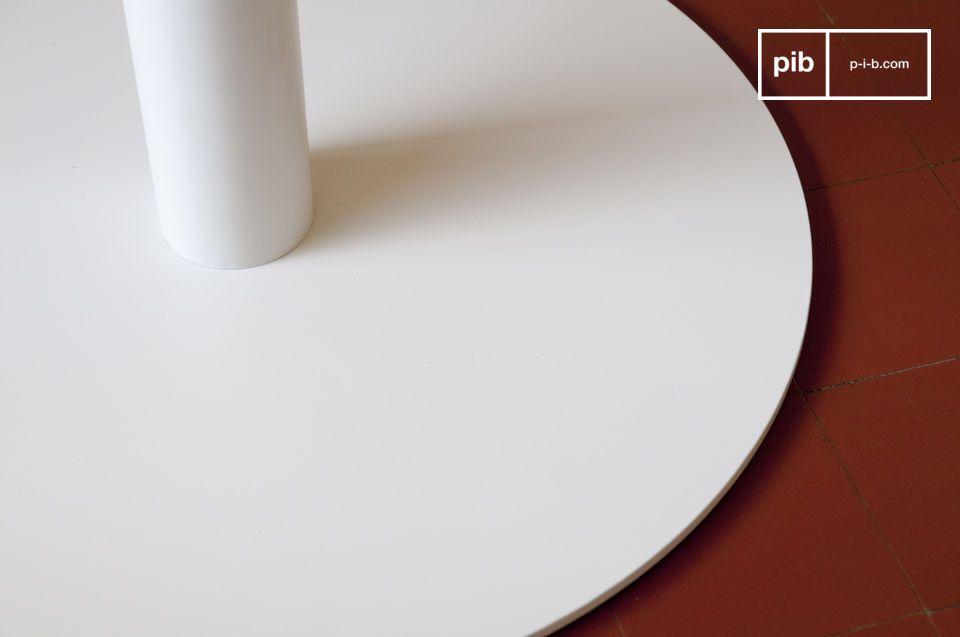 Tisch oder Sockeltisch, elegante Vintage-Linie und sehr raffinierter Stil