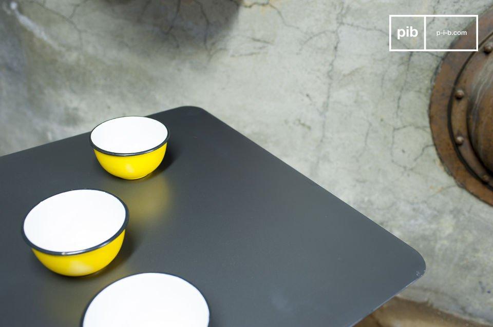 Industrielles Design, ganz praktisch und minimalistisch