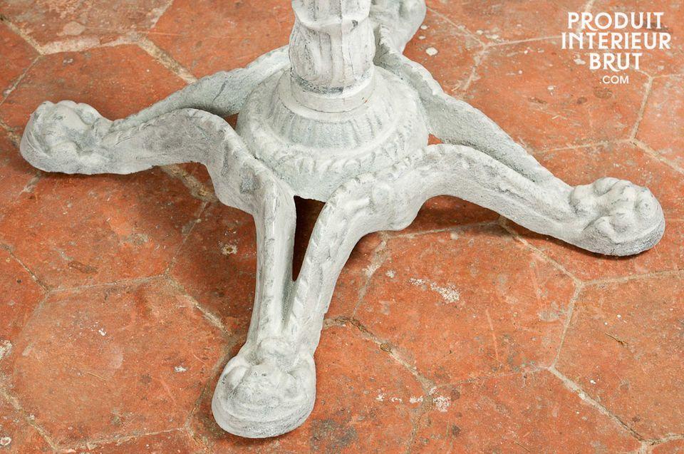 Der Bistrotisch Senanque bringt viel Charme in Ihr Interieur