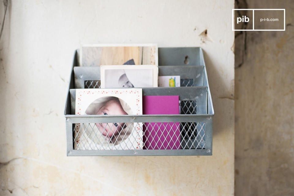 Die Briefbox Sabir ist ein Accessoire