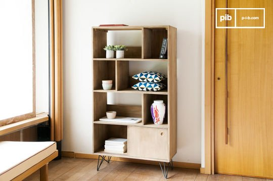 Bücherregal aus Holz Zürich