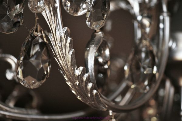chandelier details