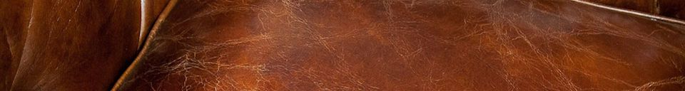 Materialbeschreibung Chesterbrown Sessel
