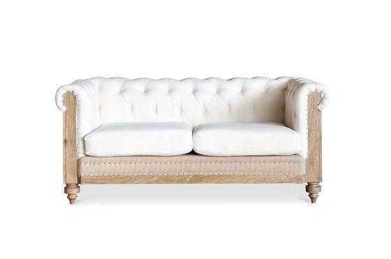 Chesterfield Montaigu 2-Sitzer Sofa ohne jede Grenze