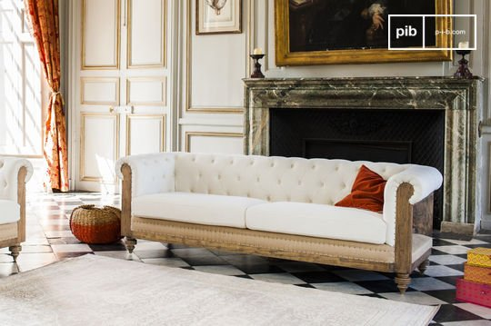 Chesterfield Sofa Montaigu