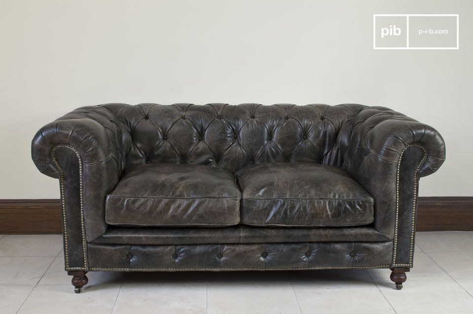 Chesterfield-Sofa Saint James